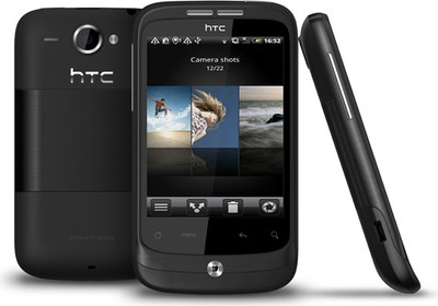 Telstra HTC Wildfire A3335  (HTC Buzz)