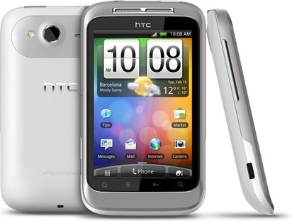 HTC Wildfire S A510E  (HTC Marvel)