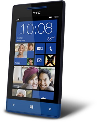 HTC Windows Phone 8S A620e  (HTC Rio)