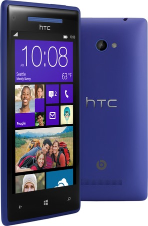Verizon HTC Windows Phone 8X LTE HTC6990LVW