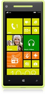 HTC Windows Phone 8X C620d