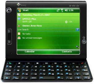 HTC Advantage X7501  (HTC Athena)
