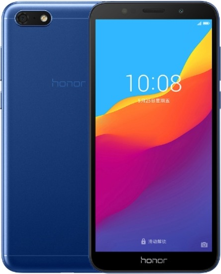 Huawei Honor Changwan 7 Dual SIM TD-LTE CN DUA-AL00 / Honor Play 7