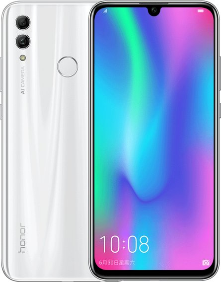 Huawei Honor 10 Lite Standard Edition Dual SIM TD-LTE CN IN 32GB HRY-AL00  (Huawei Henry) Detailed Tech Specs
