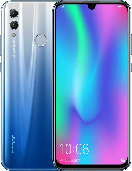 Huawei Honor 10 Lite Premium Edition Dual SIM TD-LTE CN IN 64GB HRY-AL00a / Honor 10 Youth  (Huawei Henry)
