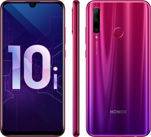 Huawei Honor 10i Dual SIM LTE-A EMEA 128GB HRY-LX1T / Honor 20 Lite HRY-L21T  (Huawei Henry-T) Detailed Tech Specs