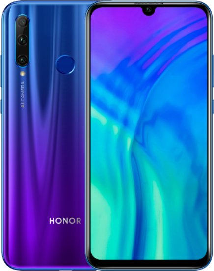 Huawei Honor 20i Premium Edition Dual SIM TD-LTE CN 256GB HRY-AL00T / Honor 20 Lite  (Huawei Henry-T) Detailed Tech Specs