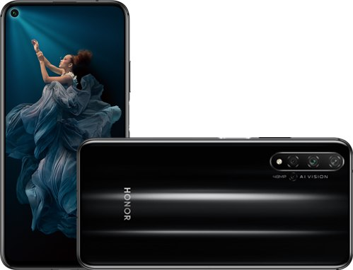 Huawei Honor 20 Global Dual SIM TD-LTE 128GB YAL-L21  (Huawei Yale 1)