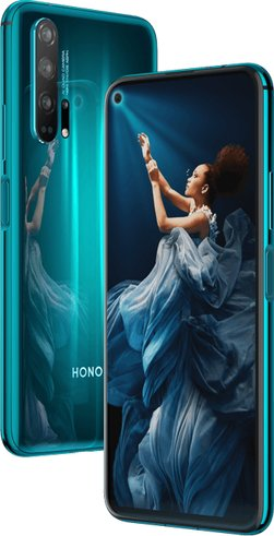 Huawei Honor 20 Pro 4G+ Dual SIM TD-LTE CN 256GB YAL-TL10  (Huawei Yale 2) Detailed Tech Specs