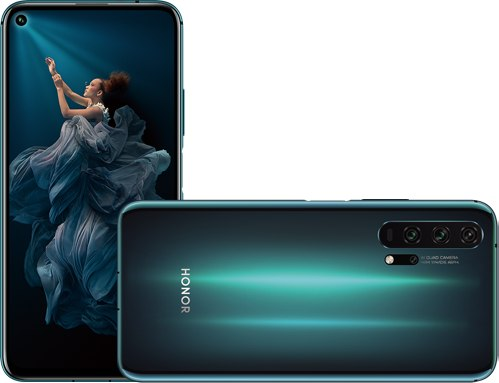 Huawei Honor 20 Pro Global Dual SIM TD-LTE 256GB YAL-L41  (Huawei Yale 2)