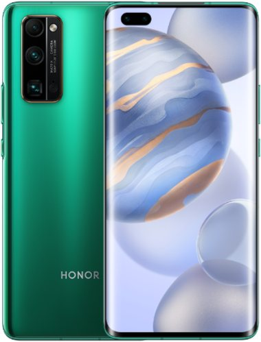 Huawei Honor 30 Pro+ 5G Standard Edition Global Dual SIM TD-LTE 256GB EBG-AN10  (Huawei Edinburgh B) Detailed Tech Specs
