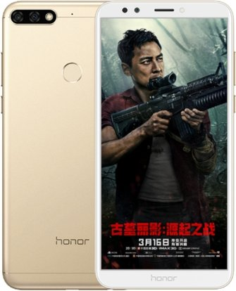 Huawei Honor Changwan 7C Dual SIM TD-LTE CN LND-AL30 / Honor Play 7C  (Huawei London 2)