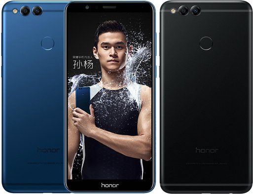 Huawei Honor Changwan 7X Dual SIM TD-LTE CN BND-AL10 64GB Detailed Tech Specs