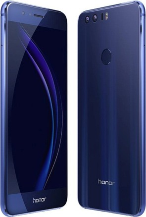 Huawei Honor 8 Standard Edition TD-LTE FRD-L02  (Huawei Faraday) Detailed Tech Specs