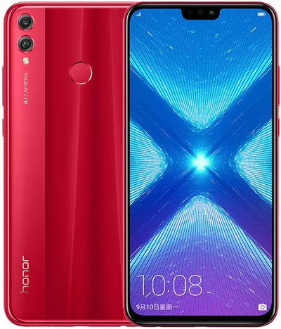 Huawei Honor 8X Global Dual SIM LTE-A 128GB JSN-LX1 / JSN-L21