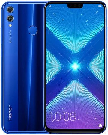 Huawei Honor 8X Dual SIM TD-LTE IN JSN-L42 128GB  (Huawei Johnson)