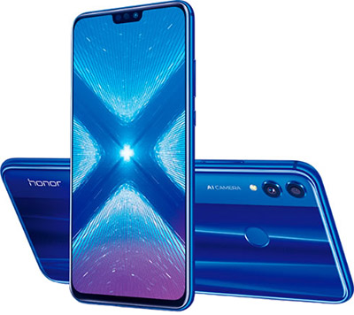 Huawei Honor 8X Dual SIM LTE-A LATAM JSN-LX3 / JSN-L23 64GB  (Huawei Johnson) Detailed Tech Specs