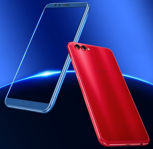 Huawei Honor V10 Standard Edition Dual SIM TD-LTE CN BKL-AL00 64GB  (Huawei Berkeley) Detailed Tech Specs