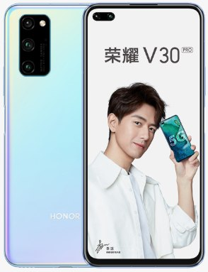 Huawei Honor View 30 Pro 5G Global Dual SIM TD-LTE 256GB OXF-N29  (Huawei Oxford B 5G)