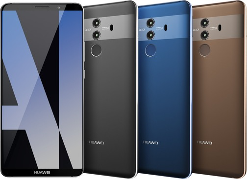 Differences between global dual SIM variants of Huawei Mate 10 and Mate 10 Pro