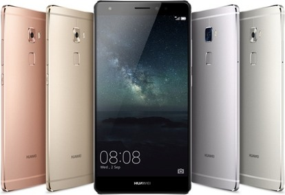 Huawei Mate S CRR-CL20 Force Touch Premium Edition Dual SIM TD-LTE 128GB  (Huawei Carrera)
