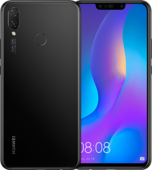 Huawei P Smart+ Dual SIM LTE EMEA INE-LX1 64GB / P smart Plus INE-L21