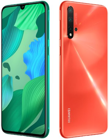 Huawei Nova 5 Pro Dual SIM TD-LTE CN 128GB SEA-TL10  (Huawei Seattle) Detailed Tech Specs