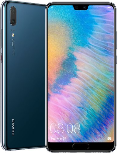 Huawei P20 Global Dual SIM TD-LTE EML-L29 64GB  (Huawei Emily) Detailed Tech Specs