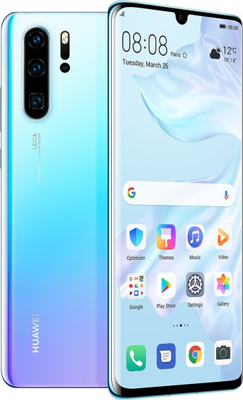 Huawei P30 Pro Premium Edition Global TD-LTE VOG-L09 128GB  (Huawei Vogue) Detailed Tech Specs