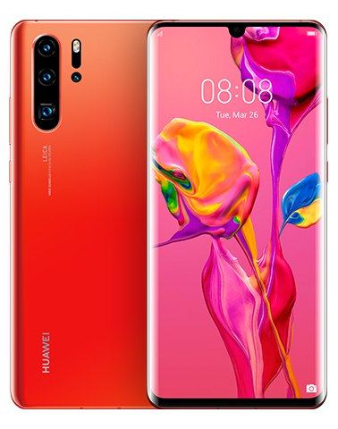 Huawei P30 Pro Premium Edition Global Dual SIM TD-LTE VOG-L29 256GB  (Huawei Vogue)
