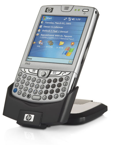 Hewlett-Packard iPAQ hw6515  (HTC Beetles)