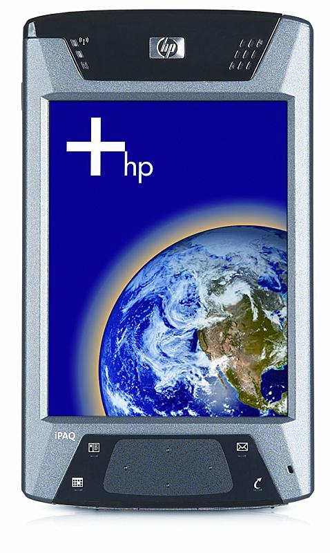 Hewlett-Packard iPAQ hx4700 / hx4705  (HTC Roadster)