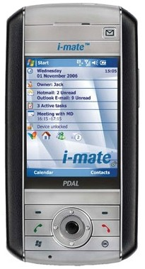 I-Mate PDA-L  (TechFaith PDA-L)