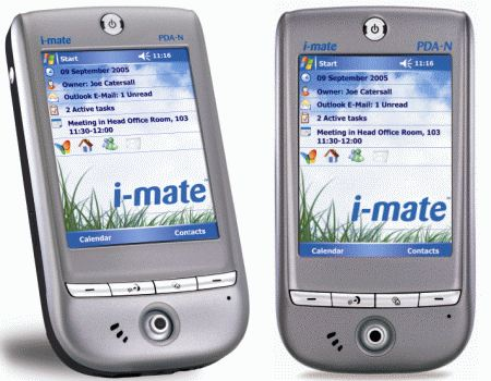 I-Mate PDA-N  (HTC Galaxy 100)