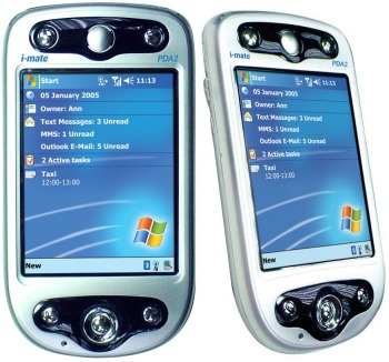 I-Mate PDA2 Pocket PC  (HTC Alpine)