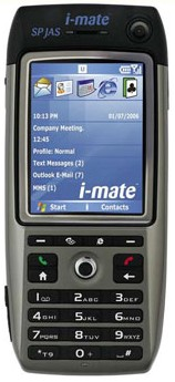 I-Mate SP JAS  (HTC Breeze 160)