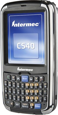 Intermec CS40 QWERTY