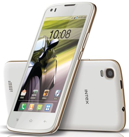 Intex Aqua SPEED Dual SIM