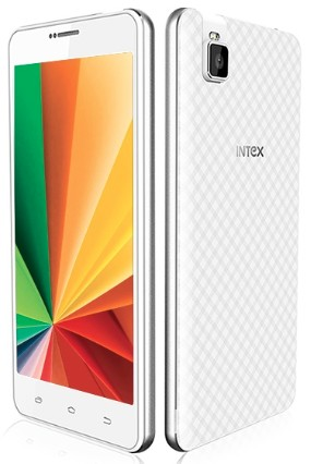 Intex Aqua Twist Dual SIM