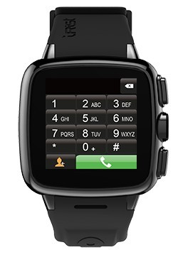 Intex iRist Smart Watch 3G AM