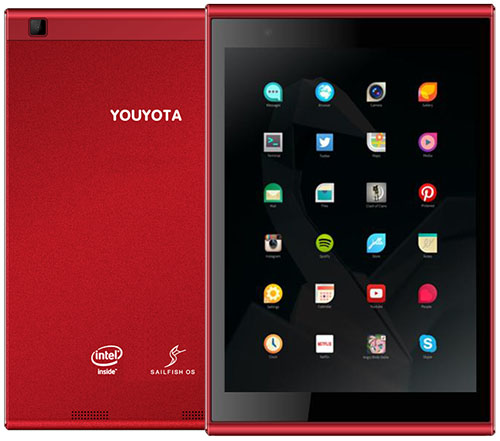 Jolla Youyota Sailfish Tablet 64GB