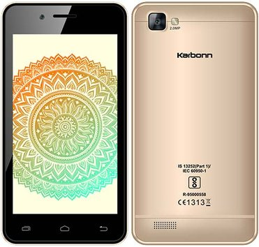 Karbonn A40 Indian Dual SIM LTE