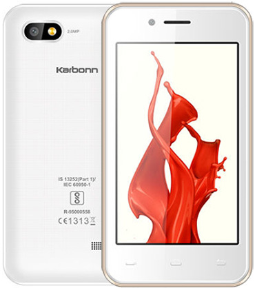 Karbonn A41 Power Dual SIM Plus TD-LTE