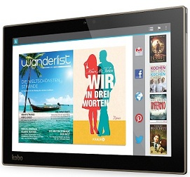 Kobo Arc 10HD 16GB