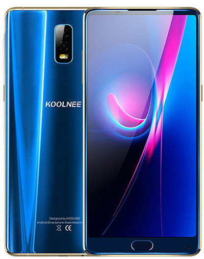 Koolnee K1 Trio Dual SIM LTE Detailed Tech Specs