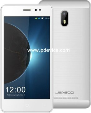 LEAGOO Z Series Z6 Dual SIM Detailed Tech Specs