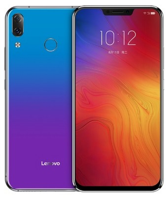 Lenovo Z5 TD-LTE Dual SIM 128GB Detailed Tech Specs