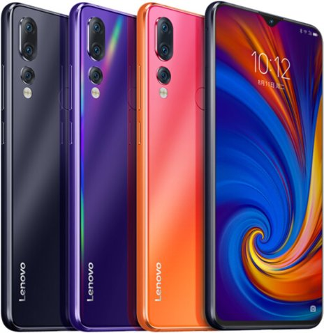 Lenovo Z5s Premium Edition Dual SIM TD-LTE CN 64GB L78071 Detailed Tech Specs