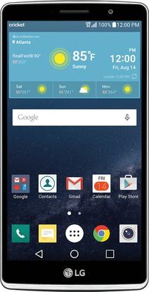 LG H634 G Stylo LTE (LG P1s) | Device Database | PDAdb.net