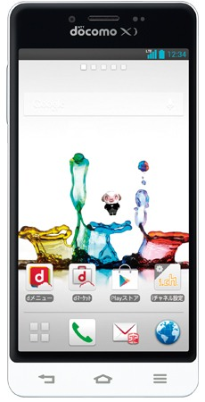 LG DS1202 Optimus it L-05E